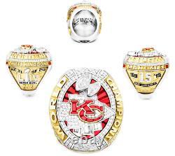 12 Inch Custom Mcfarlane Patrick Mahomes Kansas City Chiefs with Superbowl Ring