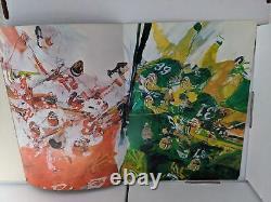 1967 Super Bowl I Official Program GB Packers vs KC Chiefs AFL NFL SB 1 CG1
