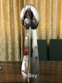 2020 Kansas City Chiefs Super Bowl LIV Vince Lombardi Trophy Replica Size 52CM