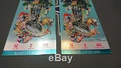 2 Super Bowl LIV Ticket Stubs + Hospitality Passes + Lanyards Chiefs 49ers 2020