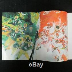 AFL vs. NFL World Championship Game Program Super Bowl Packers vs Chiefs