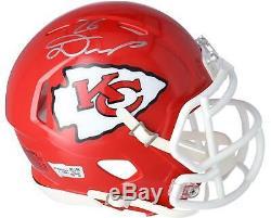 Damien Williams Kansas City Chiefs Super Bowl LIV Champs Signed Mini Helmet