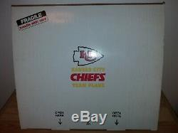 Danbury Mint Kansas City Chiefs Team Plane (2020 Super Bowl Champions!) Rare