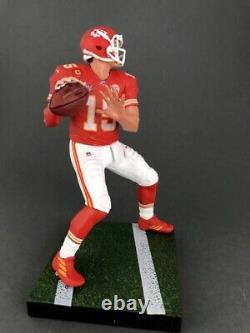 Kansas City Chiefs Patrick Mahomes Custom Mcfarlane Football Super Bowl 54 NFL