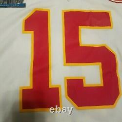 Kansas City Chiefs Super Bowl LIV Patch Nike Jersey Patrick Mahomes Mens XL