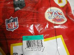 Kansas City Chiefs Travis Kelce Nike NFL Super Bowl LIV Game Jersey Small