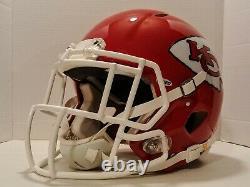 Kansas City Chiefs full size helmet/superbowl 55