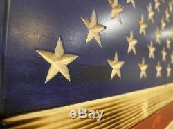 Kansas city chiefs American Flag Sold Wood Super bowl Champions 2020