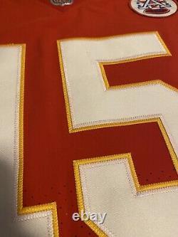 Mens NWOT Patrick Mahomes Kansas City Chiefs Super Bowl 55 Jersey Size 40/medium