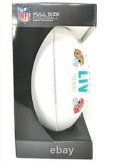 NFL Football Super Bowl LIV Miami 2020 San Francisco 49ers Kansas City Chiefs