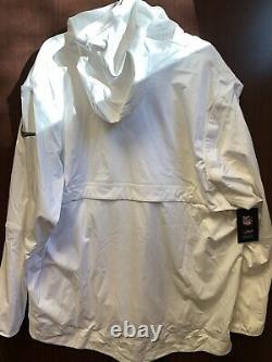 NFL Nike On-Field Super Bowl LIV 54 Kansas City Chiefs Media Jacket/Vest 2XL NWT