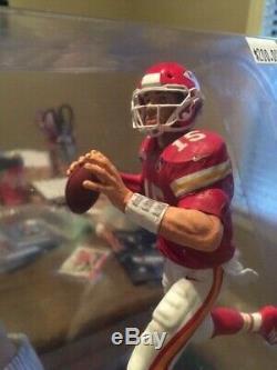 New Patrick Mahomes II Kansas City Chiefs Sculpture Rare Super Bowl Figurine