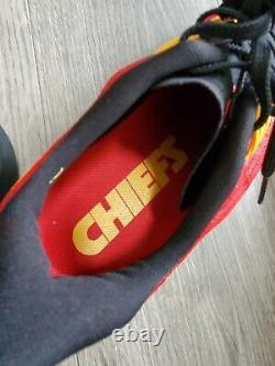 Nike Kansas City Chiefs Air Zoom Pegasus 36 Running Shoes CI1930-600 Size 12