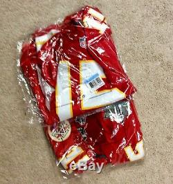 Nike Kansas City Chiefs Patrick Mahomes Super Bowl LIV Home Game Jersey SOLD OUT