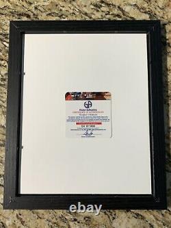 Patrick Mahomes Authentic Signed NFL Autograph 8x10 Photo Chiefs Super Bowl COA