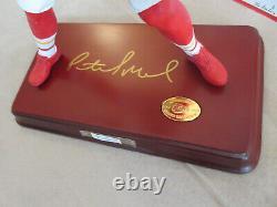Patrick Mahomes II Danbury Mint Sculpture SB LIV MVP FIGURINE RARE KC CHIEFS