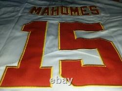 Patrick Mahomes Kansas City Chiefs Nike Super Bowl LIV Game Edition Jersey
