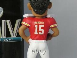 Patrick Mahomes Kansas City Chiefs Super Bowl LIV Champions Bobblehead