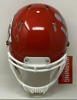 Patrick Mahomes Signed Chiefs Super Bowl LIV Full-Size Authentic On-Field Speed