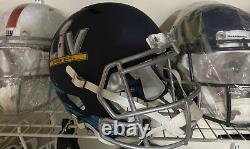 Patrick Mahomes Signed Chiefs Super Bowl LV Full Size Speed Helmet Beckett