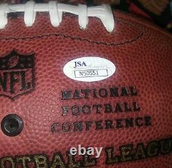 SAMMY WATKINS Autograph Duke Football JSA Signed Kansas City Chiefs Super Bowl