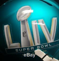 Super Bowl 54 LIV Kansas City Chiefs Riddell Full Size Replica