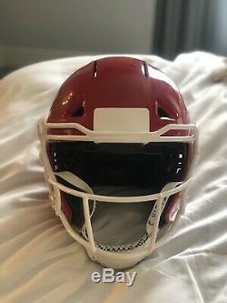 The Patrick Mahomes Vicis Zero1 Super Bowl Mvp Champion Chiefs Helmet