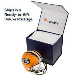 Travis Kelce Kansas City Chiefs Signed Super Bowl LV Mini Helmet
