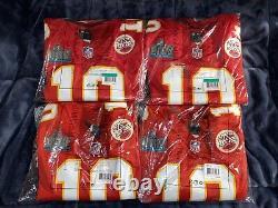 Tyreek Hill Kansas City Chiefs Super Bowl 54 LIV Patch Jersey Red S, XL, 2XL