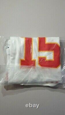 YOUTH' Nike Patrick Mahomes Chiefs'SUPER BOWL LIV' Game Jersey Sz 10/12 MEDIUM