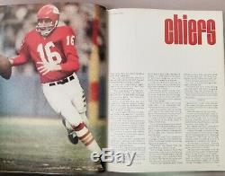 1967 Super Bowl I Programme Kansas City Chiefs Vs Green Bay Packers Original