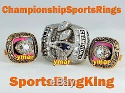 1969 Kansas City Chiefs Championnat Super Bowl Gold Ring Top Boutons De Manchette