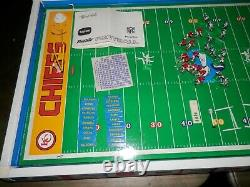 1970 Tudor Super Bowl Game #633 Vikings Chiefs Rare Works Great Looks Mieux
