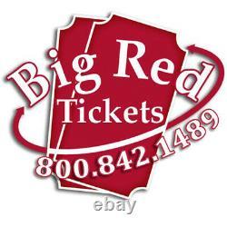 1sec 306side Line Viewsuper Bowl LV Ticketstampa Chiefs Bucs Billet Unique