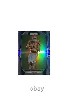 2017 Prizm Patrick Mahomes II Silver Rookie Card Rc #269 Chefs Hot Card