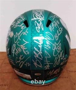 2019 Kansas City Chiefs Signed Official F/s Super Bowl LIV Speed Helmet- 40+