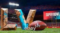 4 Mid-level Super Bowl LV Billets Et Forfait Hôteltampafebruary 7chiefs Bucs