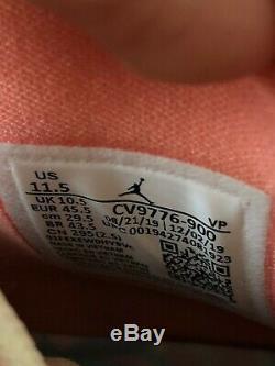 Ds Nike Air Jordan 10 Retro X Sb Super Bowl LIV Miami 49ers Chiefs Taille 11.5