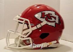 Kansas City Chiefs Casque Grandeur Nature / Superbowl 55