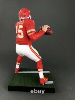 Kansas City Chiefs Patrick Mahomes Custom Mcfarlane Football NFL Super Bowl 54