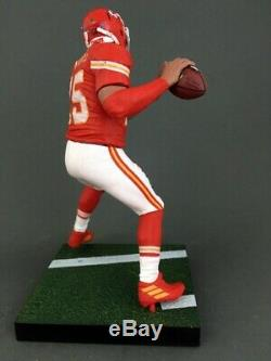 Kansas City Chiefs Patrick Mahomes Personnalisé Mcfarlane Football NFL Super Bowl 54