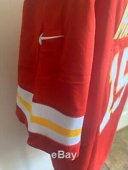 Kansas City Chiefs Patrick Mahomes Super Bowl NFL Jersey 100 Us Edition Grand