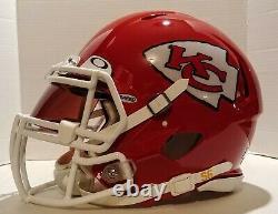 Kansas City Chiefs Pleine Taille Superbowl 54 Casque