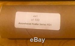 Kansas City Chiefs Super Bowl. Arrowhead Série D'affiches # 441-500. Houston Texans