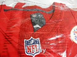 Kansas City Chiefs Travis Kelce Nike NFL Super Bowl LIV Game Jersey Petit
