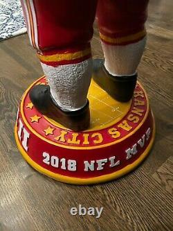 Kc Chiefs Kansas City #15 Patrick Mahomes NFL Mvp 3 Foot 3' Bobblehead Andy Reid