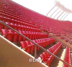 Kc Seat Arrowhead Stadium Dawson Mahomes Kansas City Chiefs Super Bowl LIV 54