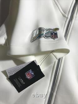 L Nike Super Bowl 54 Authentique Sideline Hoodie Mahomes Kansas City Chiefs