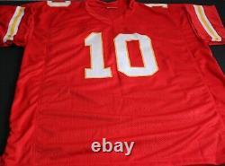 Maillot De Football Signé Par Tyreek Hill, Champion Du Super Bowl, #10 Chiefs De Kansas City
