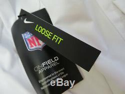 NFL Nike Hommes Super Bowl LIV Kansas City Chiefs Joueur Jacket Taille L Large